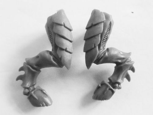 tyranid warrior legs